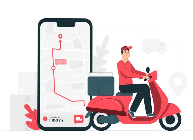 Location Based Mobile App