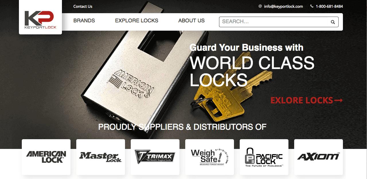 KeyPort Lock