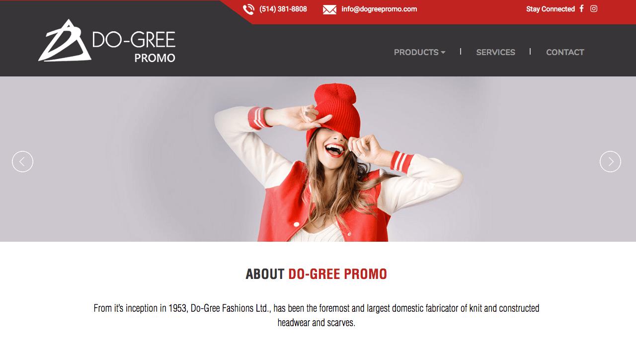 Dogree Promo