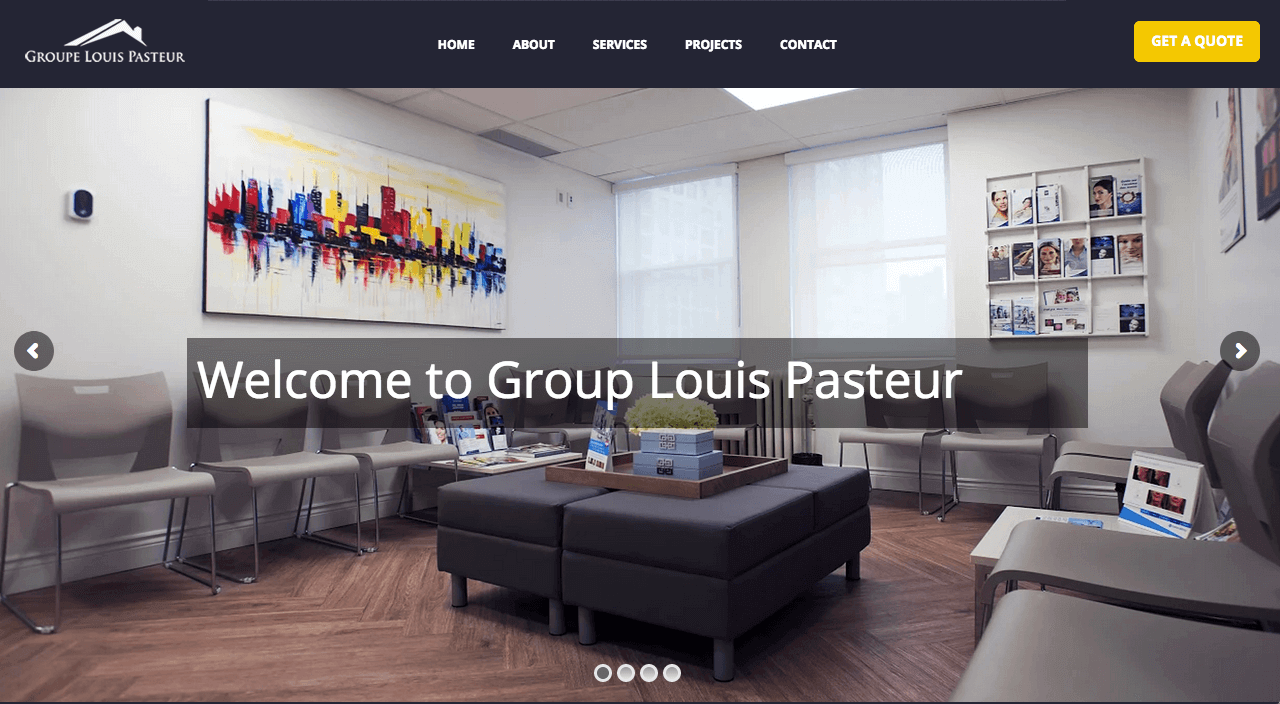 Groupe Louis Pasteur