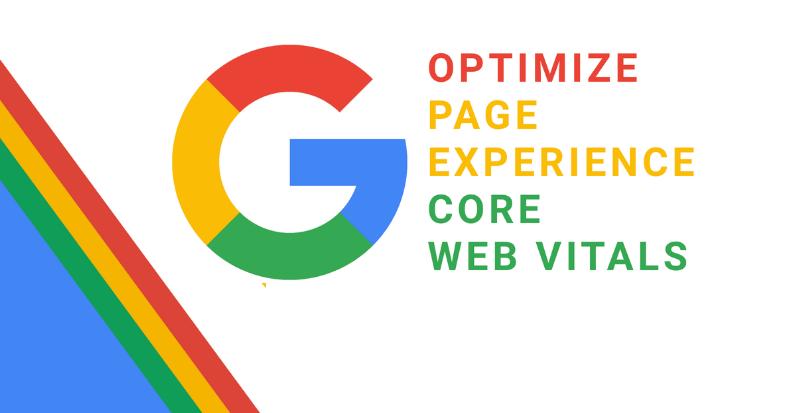 Google Page Experience - Core Web Vitals