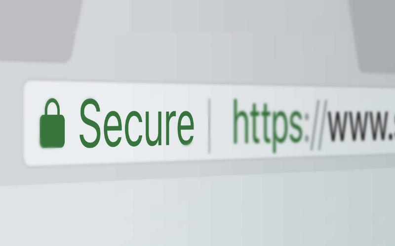 https Secured Website