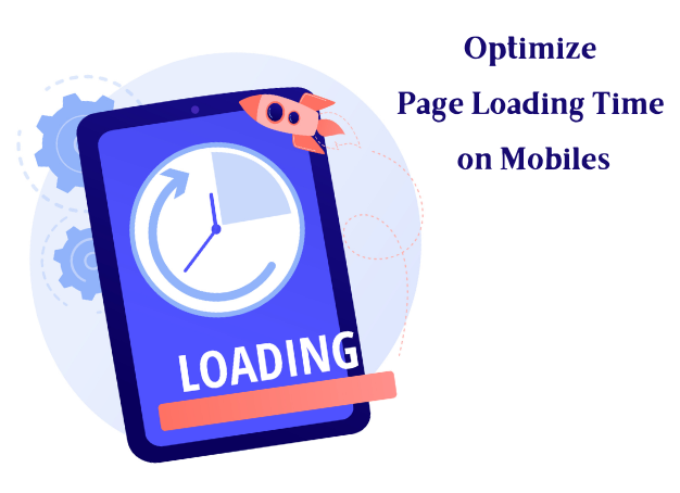 Optimize Page Loading Time on Mobile