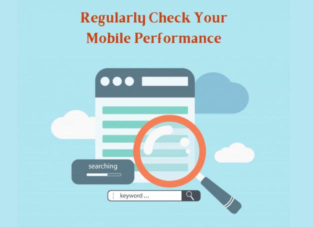 Check Mobile Performance